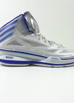 Мужские баскетбольные кроссовки adidas adizero crazy light
