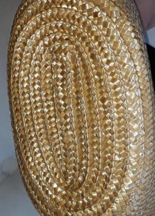 Плетеная сумочка mango