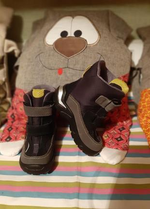 Зимние ботинки ecco оригинал