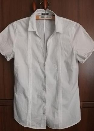 Рубашка с коротким рукавом marc o polo
