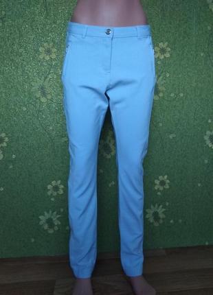 Летние голубые брюки charles voegele