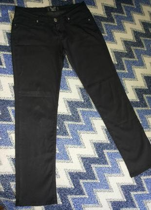 Черные брючки/штаны blue dandy