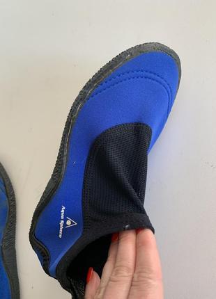 Обувь для пляжа и кораллов 32/33 размер