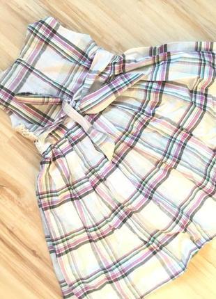 Нарядное платье для девочки хлопок