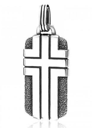 Серебряные подвески для мужчин