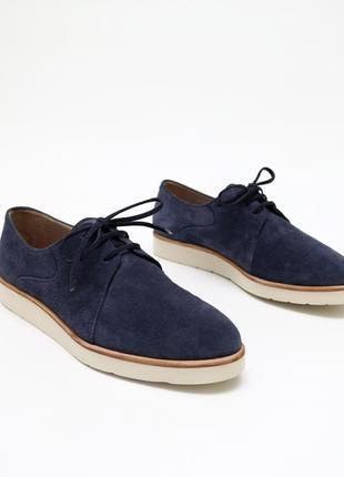Дуже легкі та зручні замшеві туфлі homers виготовлені в іспанії