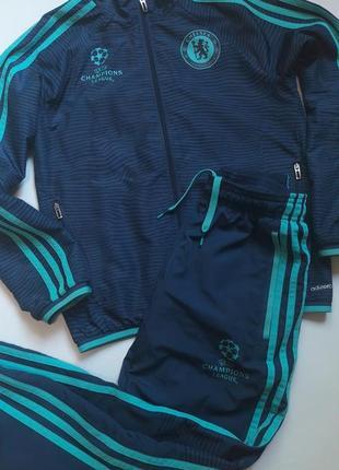 f078aecb7e32 Детские спортивные костюмы адидас (Adidas) 2019 - купить недорого ...