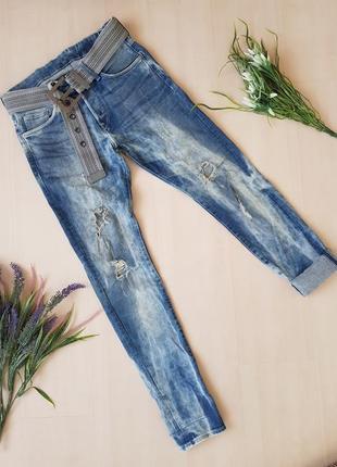 Рваные скины/рваные бойфренды/рваные джинсы