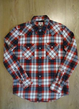 Оригинальная мужская рубашка levi's