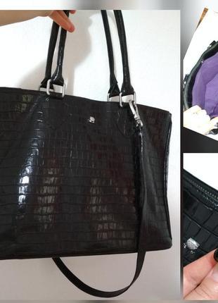 64bab2929ce0 Фирменная, кожаная, большая, дорожная сумка, 100% кожа, натуральна шкіра