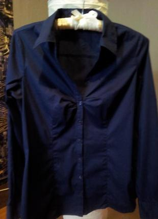 Брендовая рубашка amisu2 фото