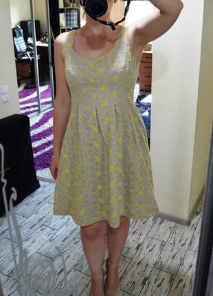 Платье с вышивкой от  nine west шри ланка