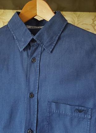 Рубашка armani original
