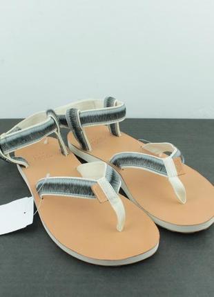 Оригинальные сандали босоножки teva women original sandal ombre 1010329 wht