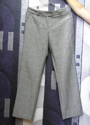 Женские льняные брюки ostin