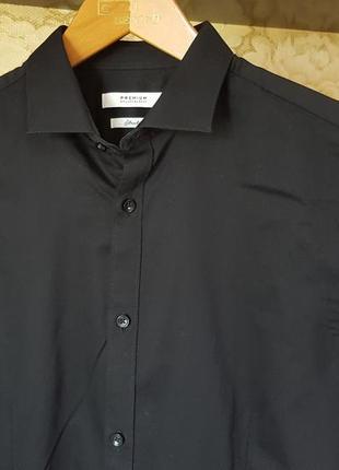 Нарядная необычная рубашка jack & jones premium