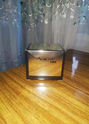 Ночной крем для лица avon anew ultimate night multi-performance cream 50 ml