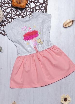 Летнее платье для девочки ovs италия