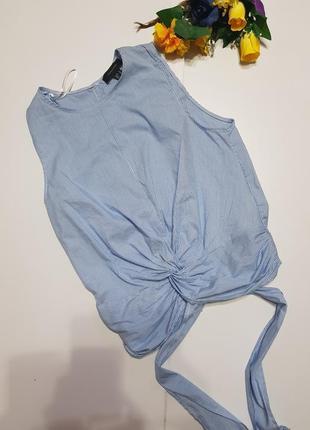 Модная блузка размер 12