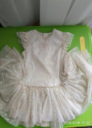 Отличное платье для маленькой принцессы