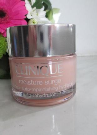 Гель-крем увлажняющий clinique moisture surge  50 ml  для всех типов кожи