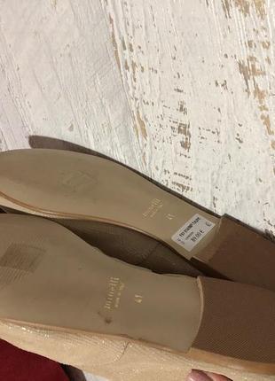 Туфлі-мокасіни із натуральної замші minelli4 фото