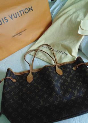 Сумка articles de voyage louis vuitton 101 champs elysees оригинал номерная