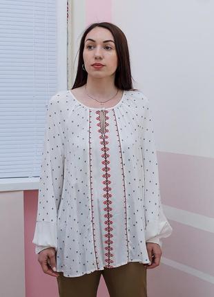 Вышиванка, блуза