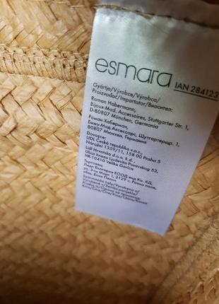 Большая пляжная сумка из соломы...германия...супер цена🤩8 фото