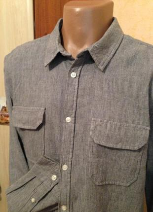 Рубашка-коттон