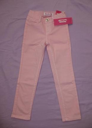 Летние джинсы для девочки