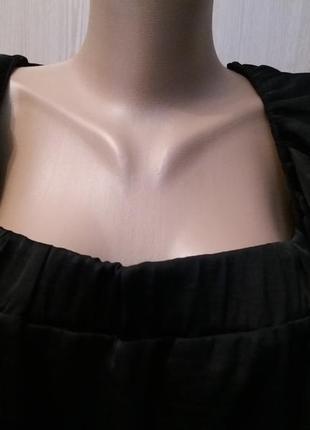 Платье легкое свободное