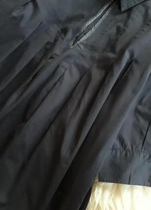Стильная удлиненая блуза, туника bruuns bazaar3 фото
