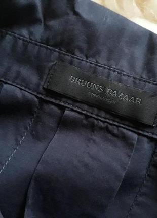 Стильная удлиненая блуза, туника bruuns bazaar4 фото