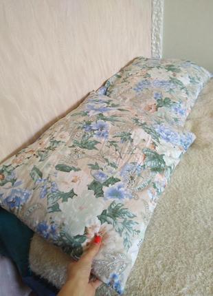 Новая подушка 100% пух 50×70