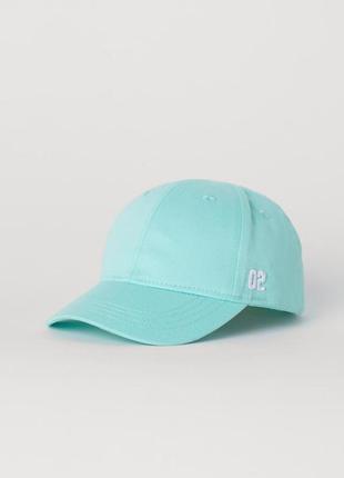 Джинсовая кепка, бейсболка