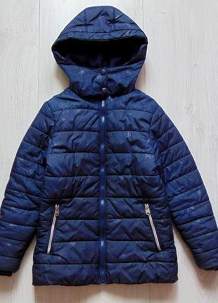 Yigga. размер 10 лет, рост 140 см. демисезонная куртка для девочки