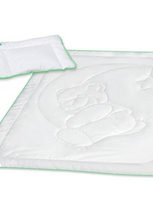 Детское одеяло sonex с тенцелем 110х140см + подушка veneto child