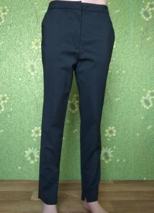 Стильные чёрные брюки bik bok