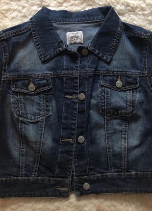 Джинсовая, джинсовая куртка, жакет