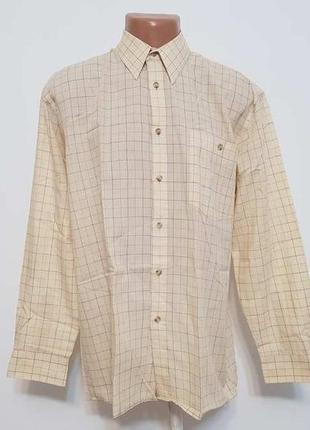 Рубашка palazzo collezione, как новая!