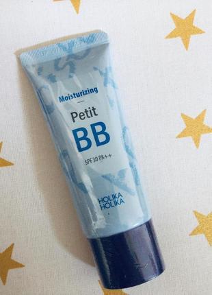 1. увлажняющий вв крем{moisture petit bb spf 30 pa++}