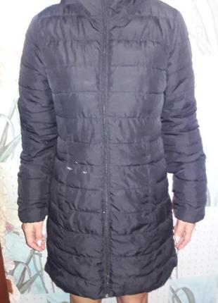 Курточка теплая 42 размер