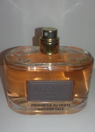 Loewe aura парфюмированная вода тестер без крышечки 80 мл оригинал