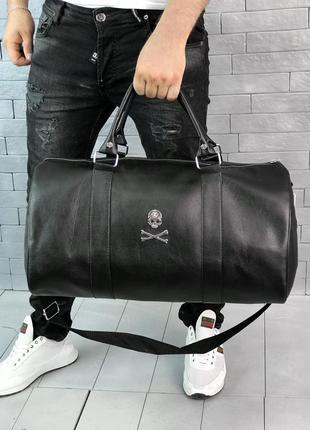 Саквояж philipp plein lets go сумка портфель