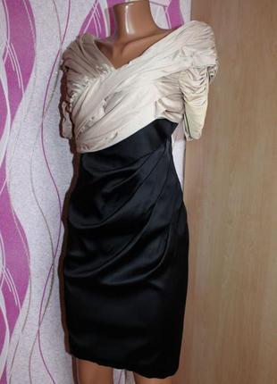 Вечернее платье karen millen р. m-l,46-48 оригинал.