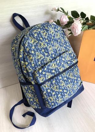 18dc9a0aec0b Джинсовые рюкзаки 2019 - купить недорого вещи в интернет-магазине ...