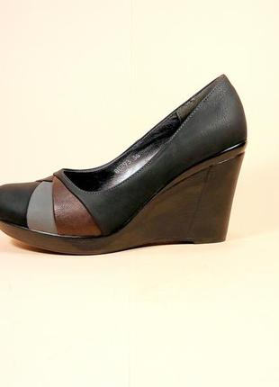 Шикарные женские туфли из эко кожи на танкетке. размеры 36-40. 067e5e9e9f547