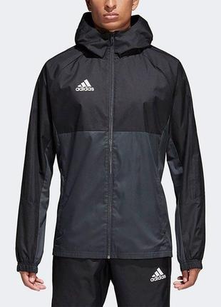 Оригинальная ветровка из новых коллекций  adidas ® tiro 17 rain jacket