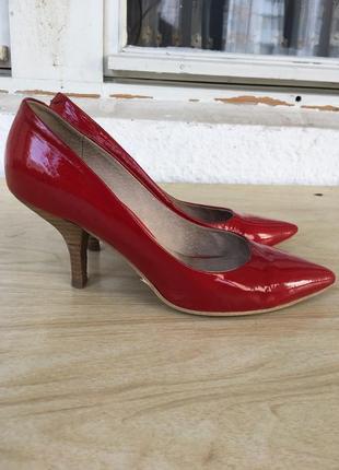 Лаковые туфли bronx